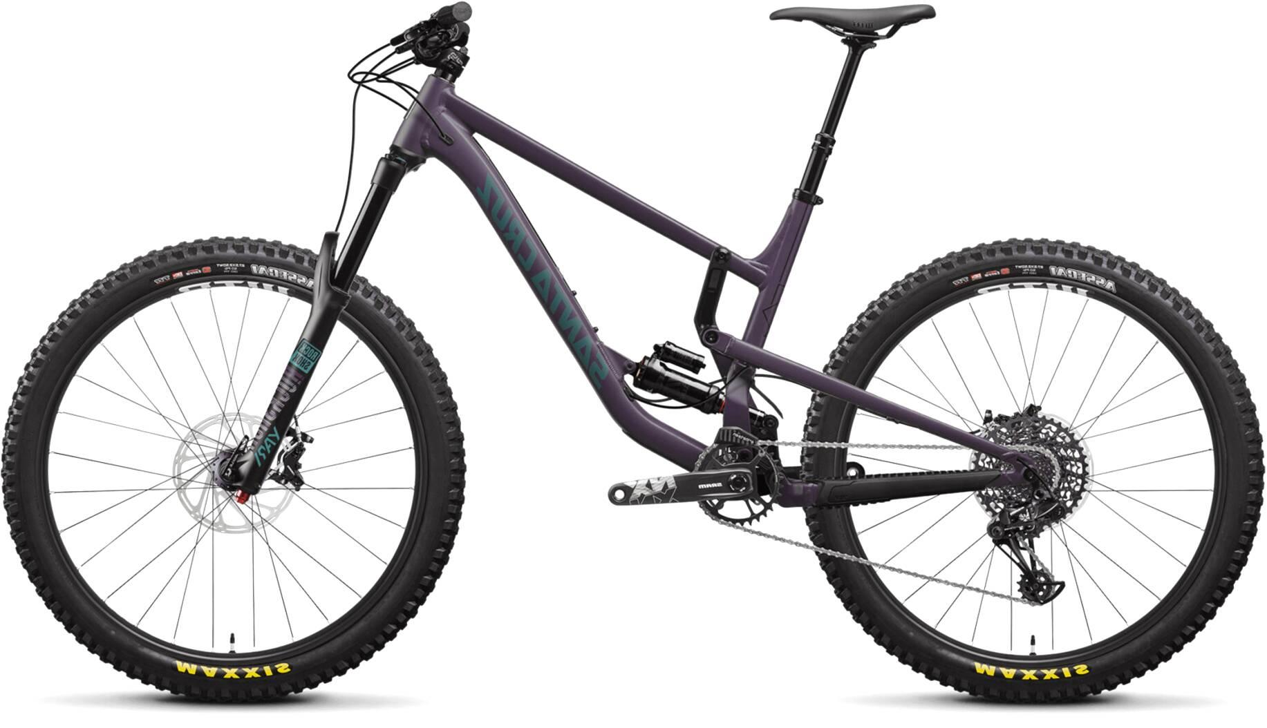 Santa Cruz Nomad for sale compared to CraigsList   Only 4 ...